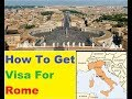 Romania Visa : How To Apply
