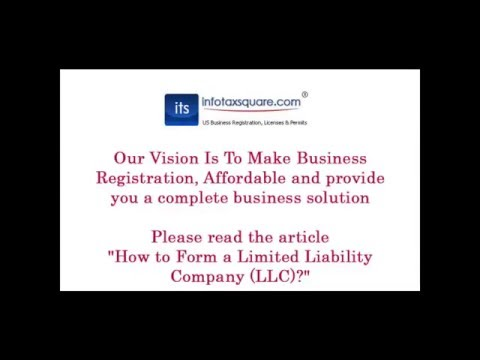 How to Form a Limited Liability Company LLC?