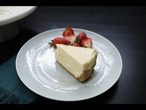 Pressure Cooker New York Cheese Cake with Mealthy MultiPot
