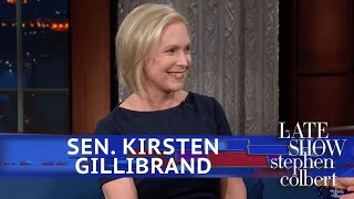 Sen. Kirsten Gillibrand Is A Presidential Candidate