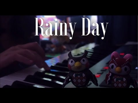 Animal Crossing: Rainy Day - Jazz Cover || Missy Alvarez