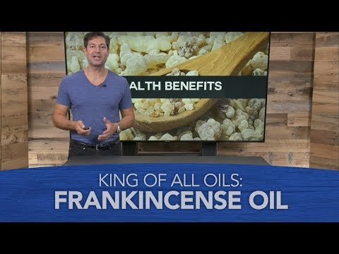 Frankincense Oil: The King of All Essential Oils?