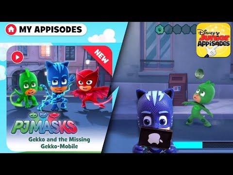 PJ Masks Catboy Finds NEW! iPad Game