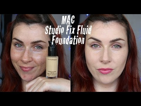 MAC Studio Fix Fluid SPF15 Foundation; EVERYTHING you need to know!