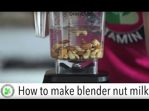 Milk Substitutes - & - Nut Milk - Recipes - Blendtec vs Vitamix - Nutribullet vs Ninja - Milk Blends