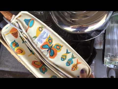 vintage kitchen items haul video ebay