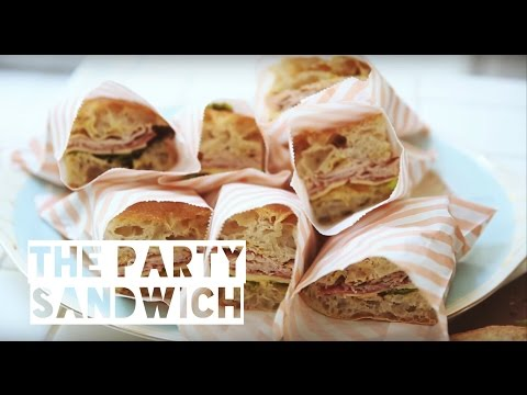 The Party Sandwich