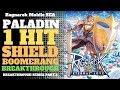 Download  Paladin Shield Boomerang 1 Hit Cookie | Ragnarok Mobile Eternal Love | Breakthrough Series #2 MP3,3GP,MP4