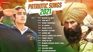 Salaam India - Full Album   Patriotic Songs - 2021  Bharat Ki Beti, Teri Mitti, Vande Mataram & More