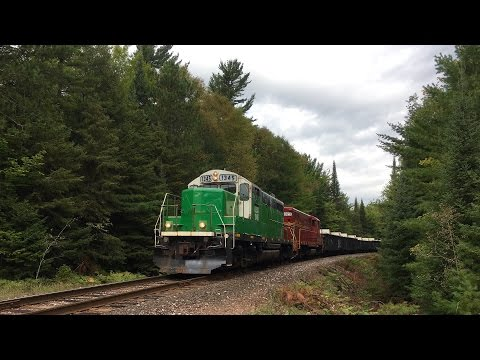 A Day in the Life of the Mineral Range Railroad | Pure Michigan Trains
