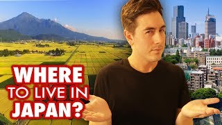Download Where's the Best Place to Live in Japan? City vs. Countryside Video