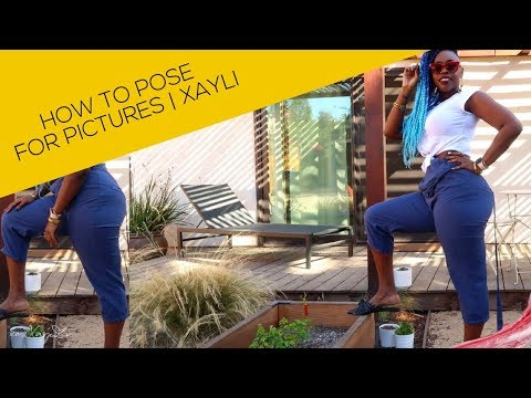 How To Pose For Blog or Instagram Pictures | XayLi