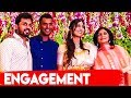 Download  Karthi & his Wife  Attends Vishal Anisha Engagement | Video | Hot Cinema News MP3,3GP,MP4