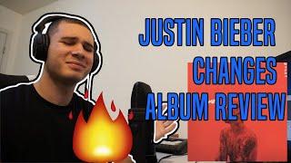 Justin Bieber - Changes (FULL ALBUM REACTION!!)