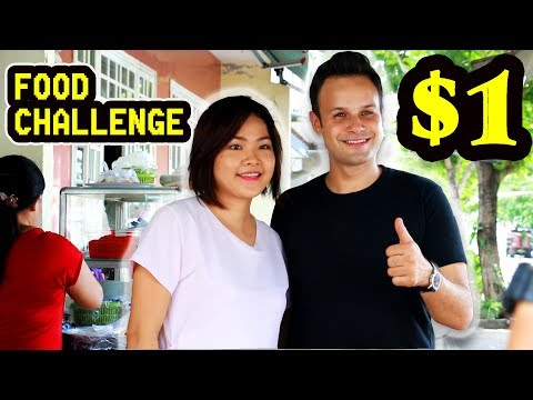 $1 Food Challenge | Da Nang Food Tour with The Food Ranger