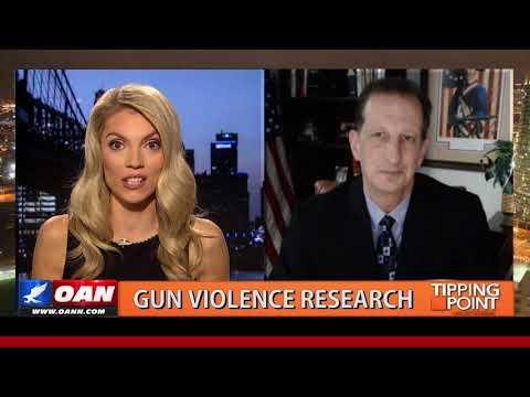 GOA's Erich Pratt on CDC Funding on Guns