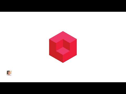 [Tutorial] Create a 3D Cube - Adobe Illustrator