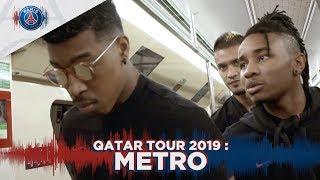 Download QATAR TOUR 2019 : METRO with Kimpembe, Nkunku, Meunier, Kehrer & Areola Video