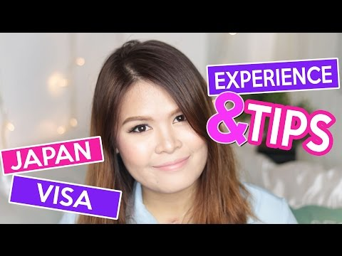 Getting a Japan Tourist Visa in the Philippines, My Tips and Experience | Abbybaby