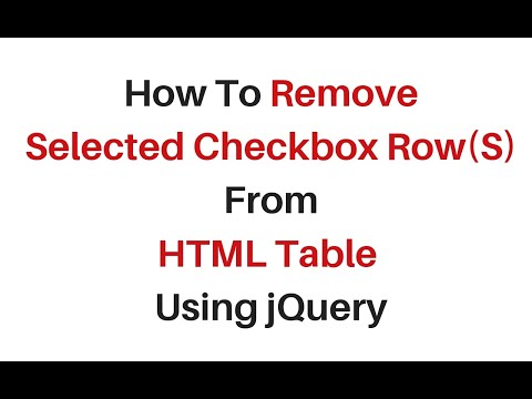 add and delete rows dynamically with textboxes using jquery 3.3.1