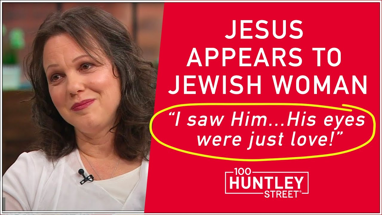 """Jesus Appears to Jewish Woman, """"His eyes were just love!"""""""
