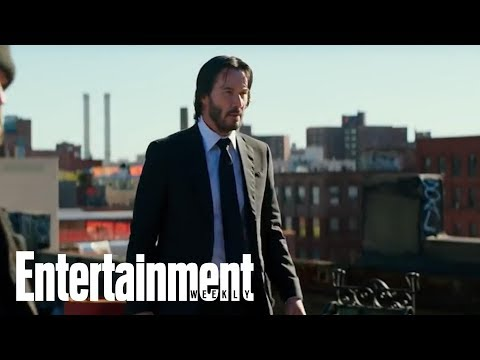 Halle Berry Lets The Dogs Out In New John Wick 3 Photo | News Flash | Entertainment Weekly