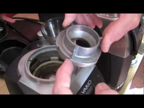 How To: Baratza Grinder Cleaning & Maintenance