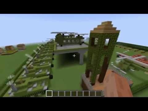 My Minecraft Army