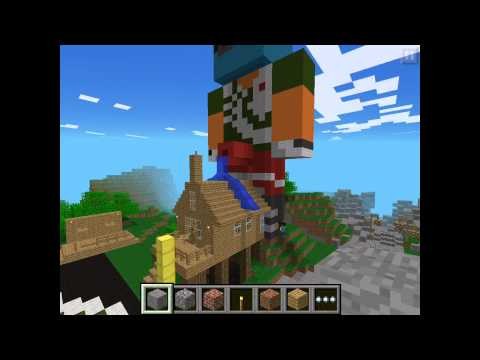 Update For Achievement City In Minecraft PE!