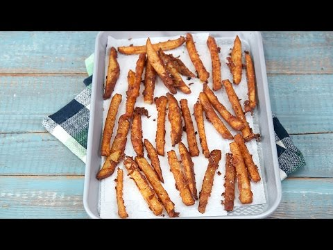 Beer-Battered Fries | Southern Living