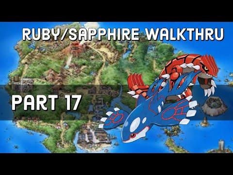 Pokemon Ruby/Sapphire Walkthrough - Part 17 - To Fortree City