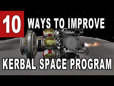 10 Ways To Improve Kerbal Space Program