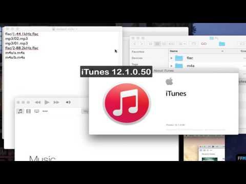 Create M3U Playlist from FLAC, MP3, M4A Free on Mac