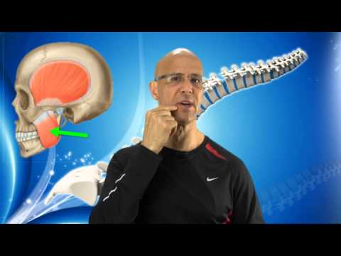 Instant TMJ Relief Maneuver for Jaw Pain, Facial Pain & Headaches - Dr Mandell