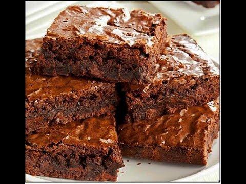Nutella Brownies Recipe - How to make easy brownies