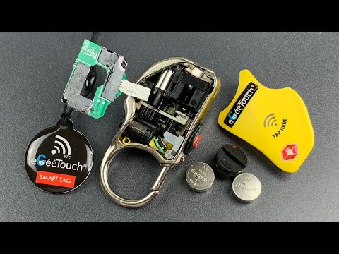 """[810] Another """"Smart Lock"""" to Avoid (eGeeTouch)"""