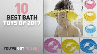Top 10 Bath Toys [India 2017]: God Gift - Baby Shower Cap (Multicolor)