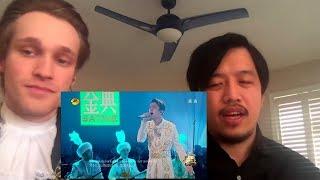 Magic Duo Reactio Video|Dimash Kudaibergenov - The Show Must Go On