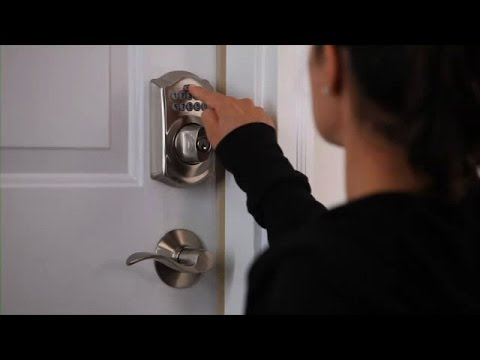 Securing your new home