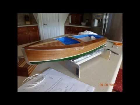 Dumas Chris~Craft 1947 Utility Boat Slide Show