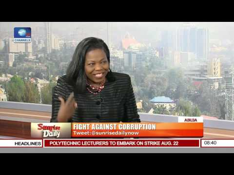 Fighting Corruption Is Not Easy -- Laurentine Ngo Bikoi
