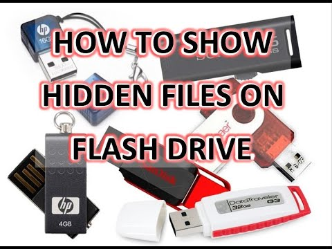 How To Fix File And Folder Hiding Virus Attracted Pen Drive / CMD Attrib command