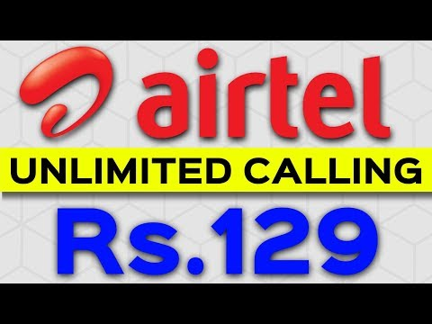 Jio Effect | Airtel Rs.129 Plan Offers Unlimited Calling And 4G Data for 28 Days | Data Dock