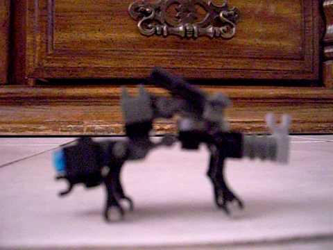 lego transformers rotf mini ravage