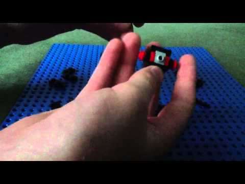 How to make a lego batman mech