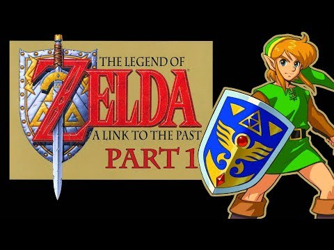 First Time (Sort Of)    Zelda: A Link To The Past Livestream