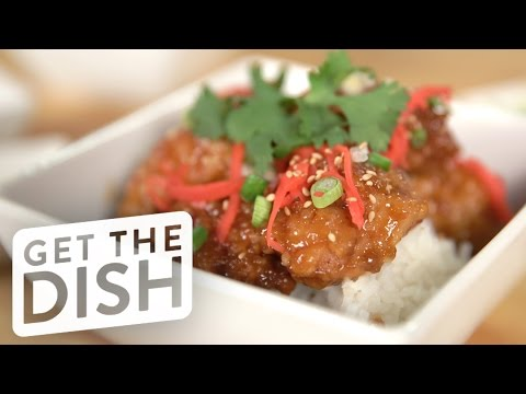 How to Make Chinese Sesame Chicken | Get the Dish