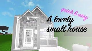 Roblox Bloxburg 5k Budget House House Build No Gamepass Cheats