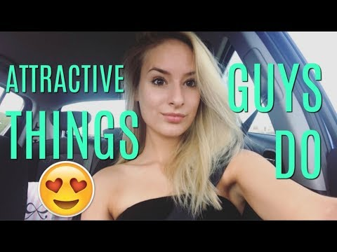Attractive Things Guys Do Without Realising 😍❤ | COCO Chanou