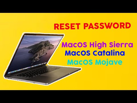 How To Remove PASSWORD on MacBook Pro | All Macs! | MAC OS YOSMITE